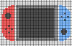 Alpha pattern #45980