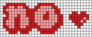 Alpha pattern #46000