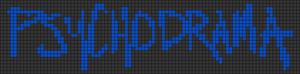 Alpha pattern #46022
