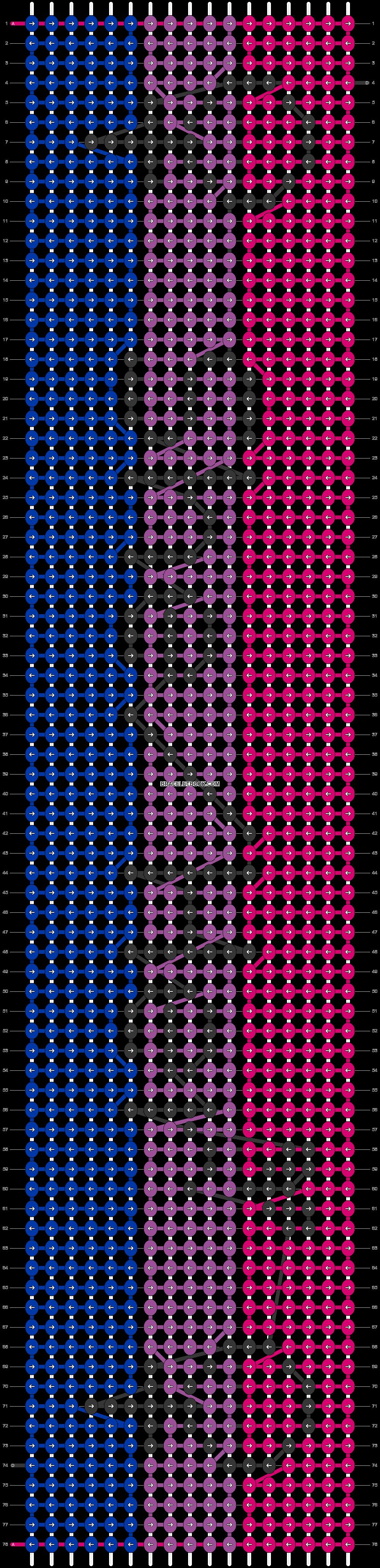 Alpha pattern #46032 pattern