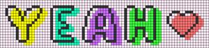 Alpha pattern #46033