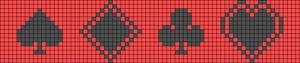 Alpha pattern #46039