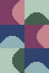 Alpha pattern #46045