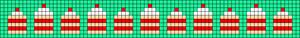 Alpha pattern #46053