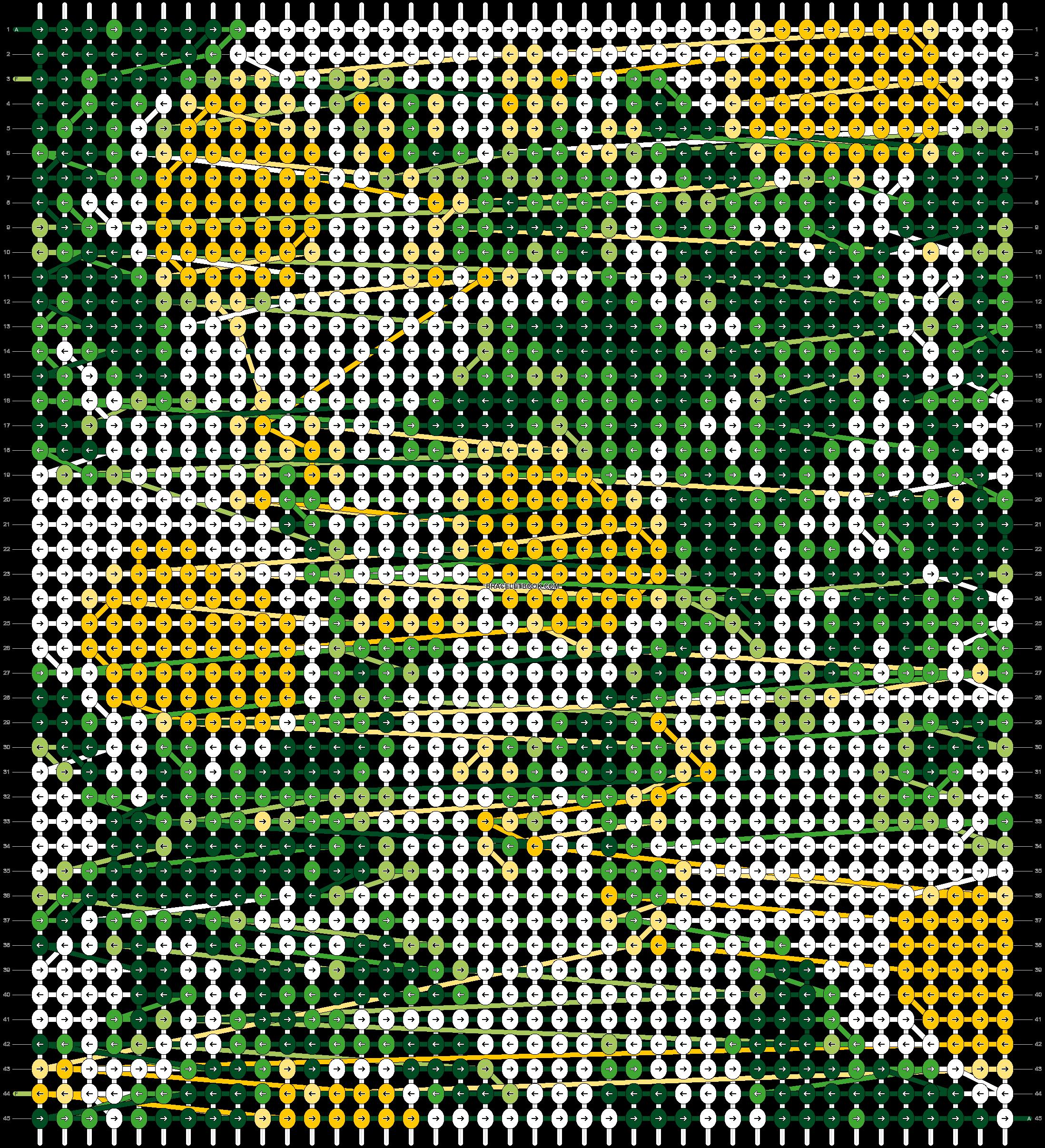 Alpha pattern #46054 pattern