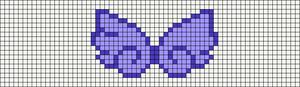 Alpha pattern #46055