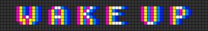 Alpha pattern #46062