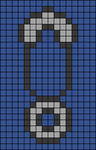 Alpha pattern #46088