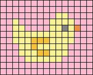 Alpha pattern #46089