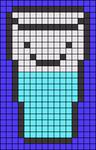 Alpha pattern #46103