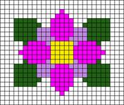Alpha pattern #46109