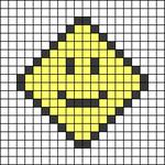 Alpha pattern #46116