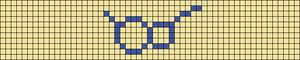 Alpha pattern #46134