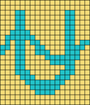 Alpha pattern #46136