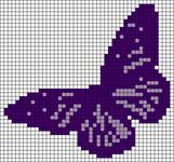 Alpha pattern #46160