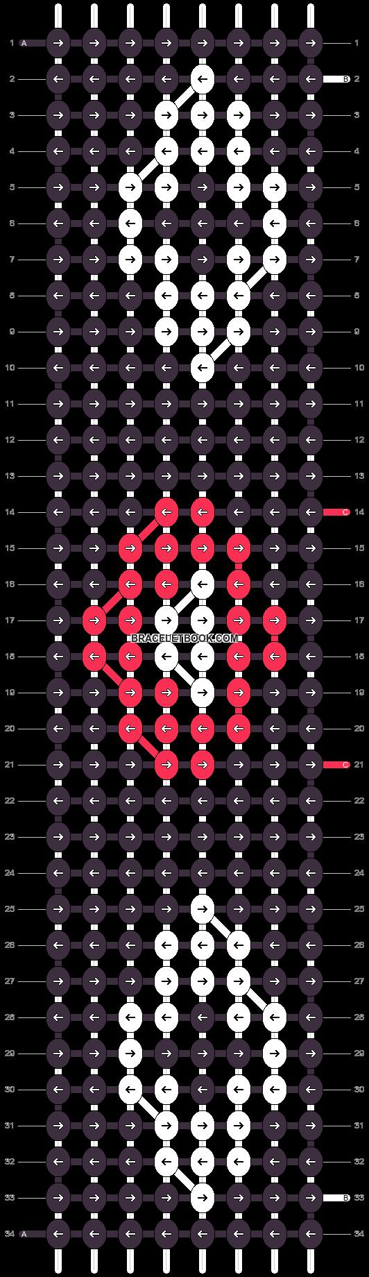 Alpha pattern #46172 pattern