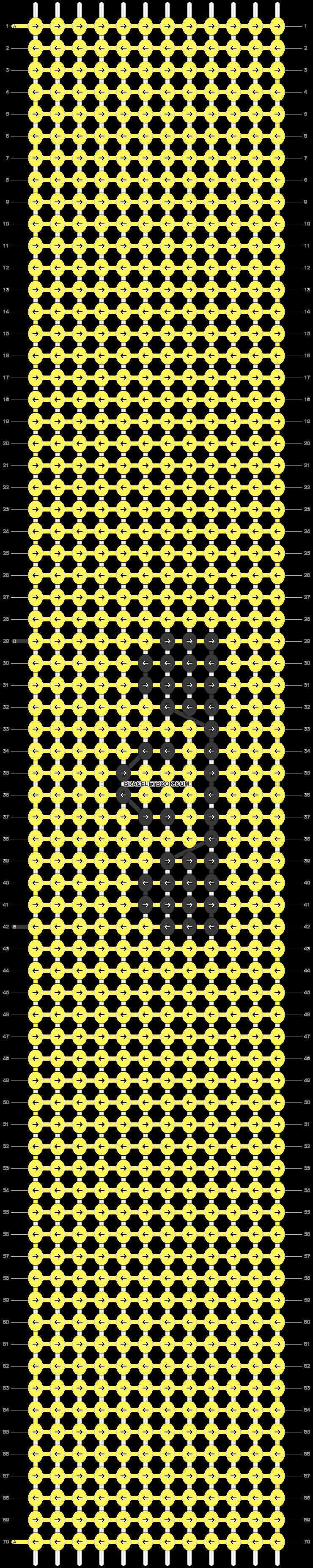 Alpha pattern #46177 pattern