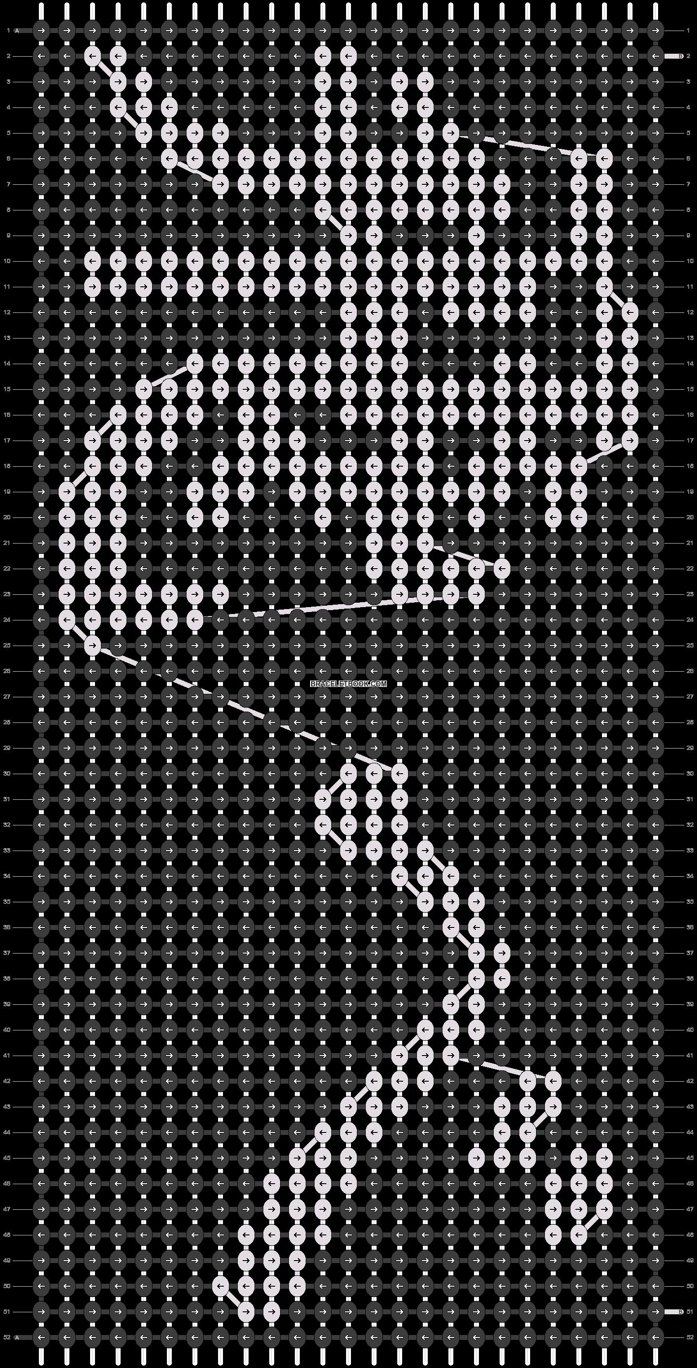 Alpha pattern #46179 pattern