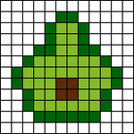 Alpha pattern #46185