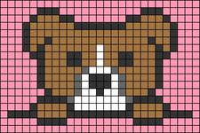 Alpha pattern #46195