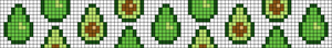 Alpha pattern #46199