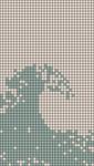 Alpha pattern #46200