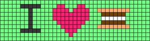 Alpha pattern #46204