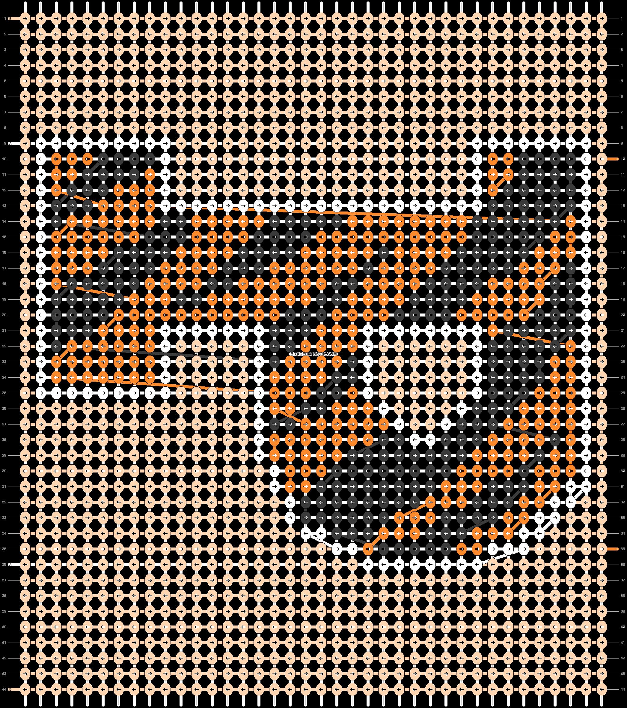 Alpha pattern #46215 pattern