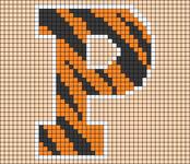 Alpha pattern #46215