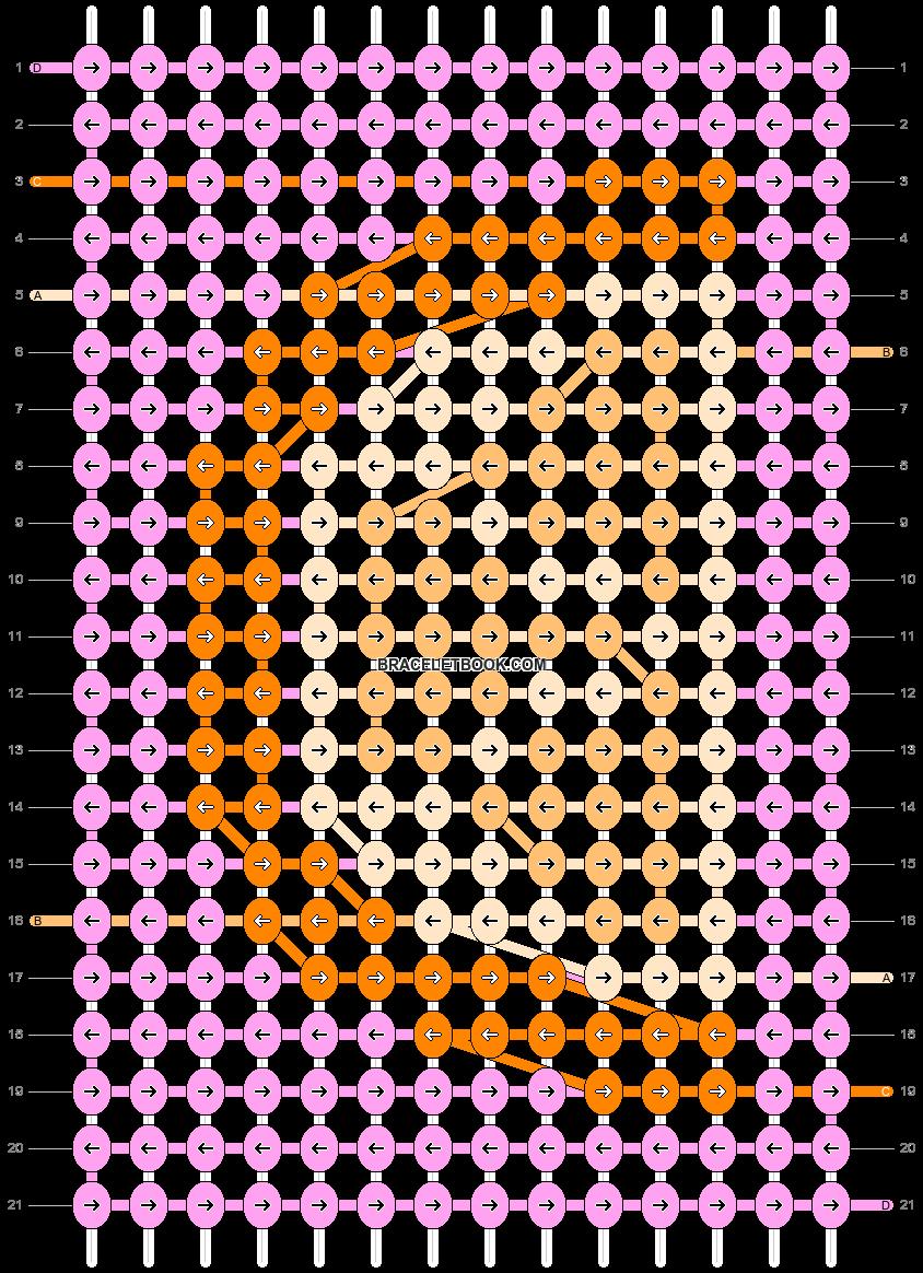 Alpha pattern #46217 pattern
