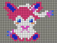 Alpha pattern #46231