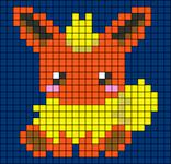 Alpha pattern #46233