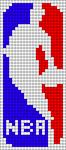 Alpha pattern #46234