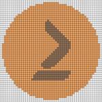 Alpha pattern #46237