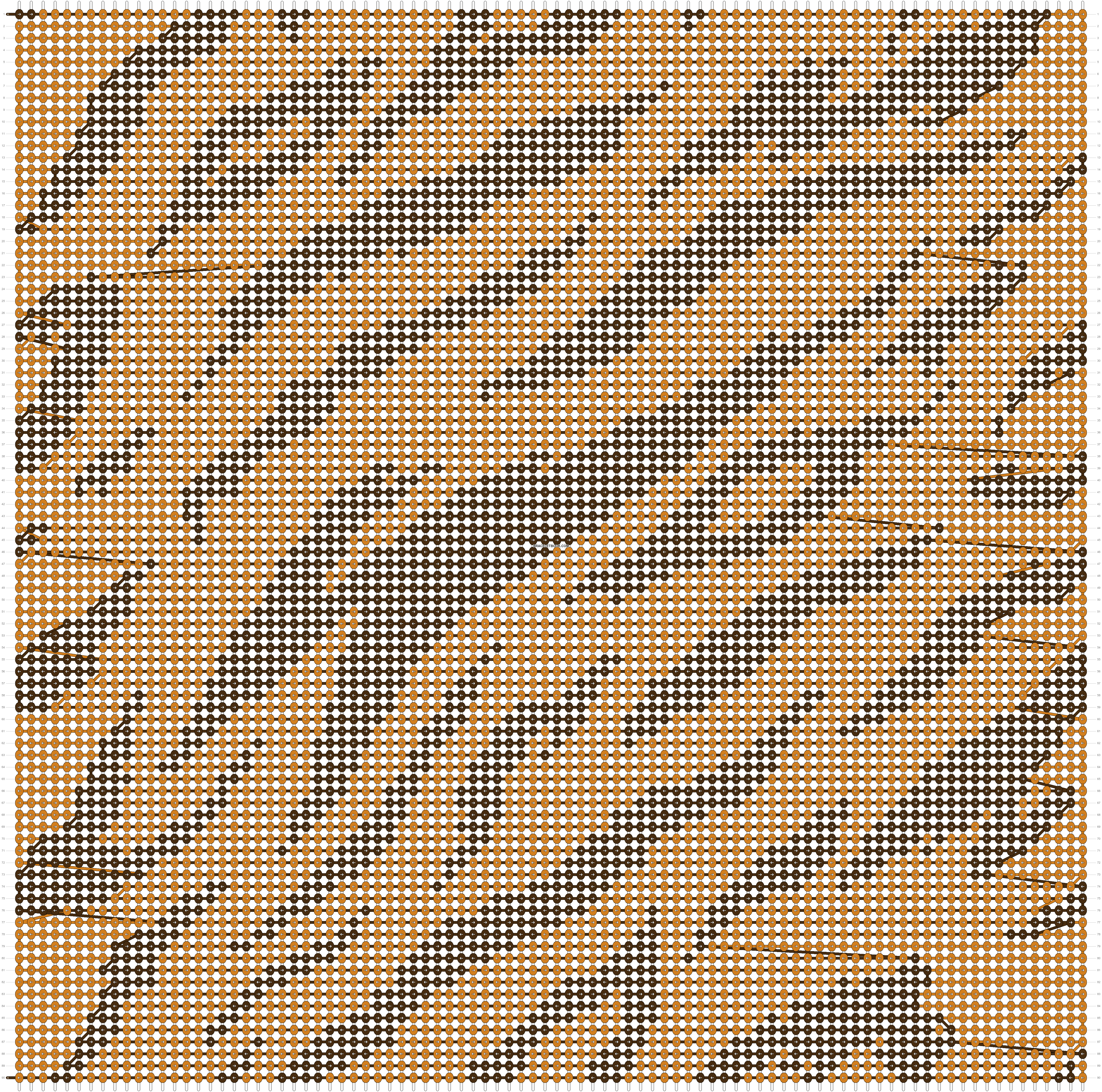Alpha pattern #46238 pattern