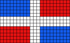 Alpha pattern #46248