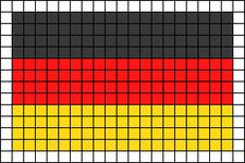 Alpha pattern #46251