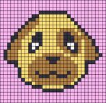 Alpha pattern #46256
