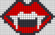 Alpha pattern #46270