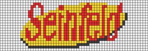 Alpha pattern #46280