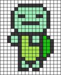 Alpha pattern #46281