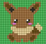 Alpha pattern #46288