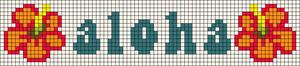 Alpha pattern #46289