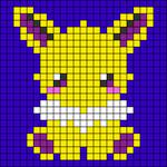 Alpha pattern #46291