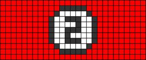 Alpha pattern #46296