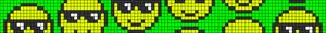 Alpha pattern #46299