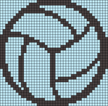 Alpha pattern #46302