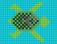 Alpha pattern #46304