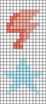 Alpha pattern #46309