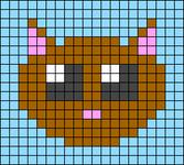 Alpha pattern #46319